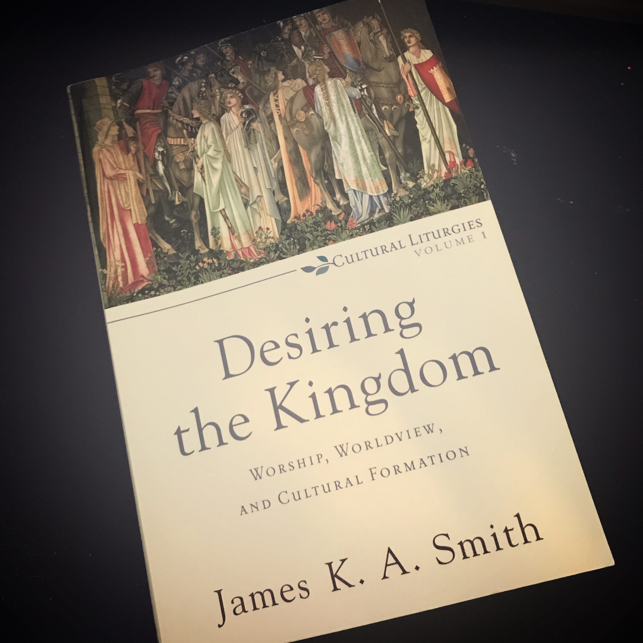 Review of Desiring the Kingdom by James Smith