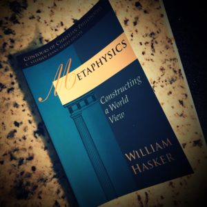 What is Metaphysics?: A Review of William Hasker's 'Metaphysics'
