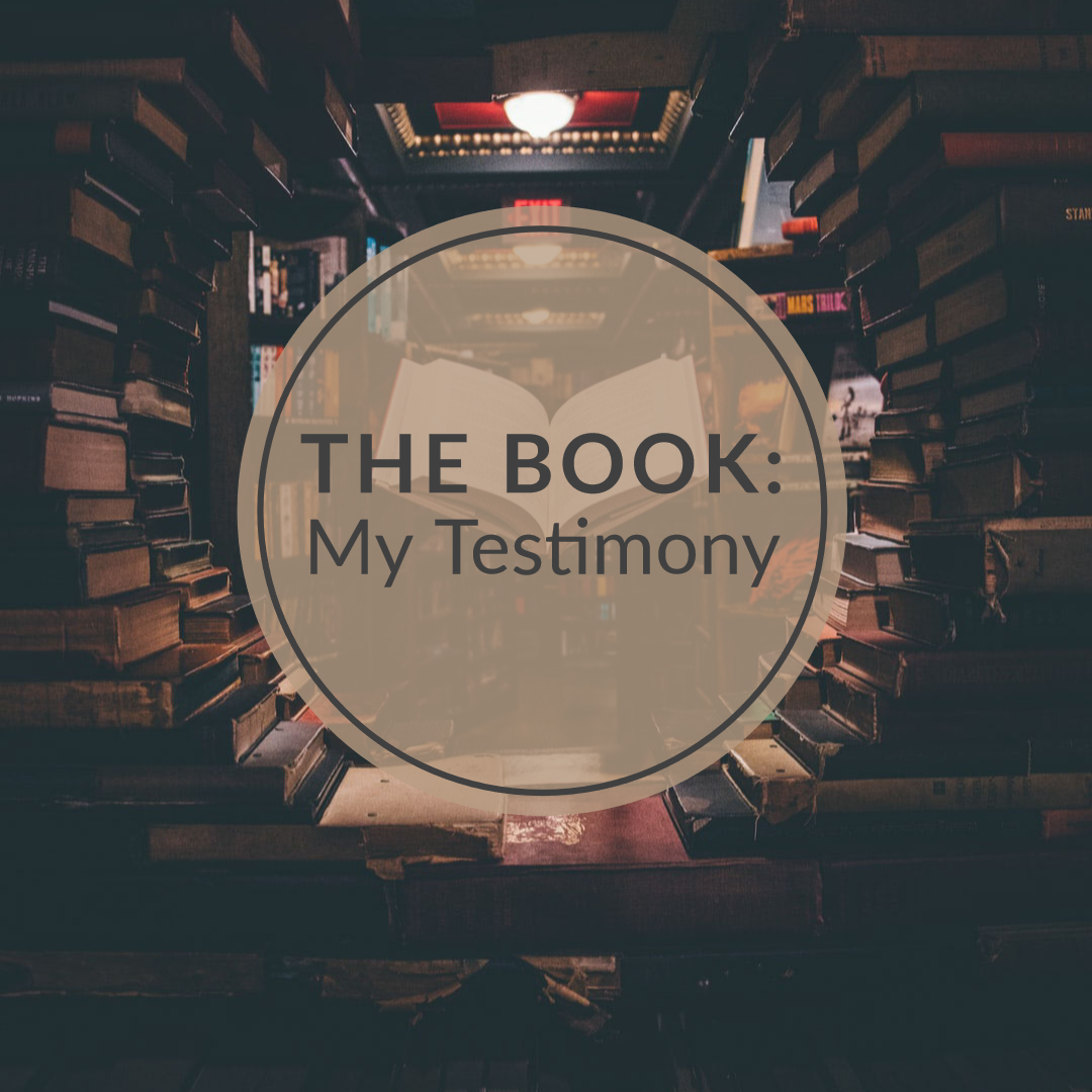 The Book: My Testimony