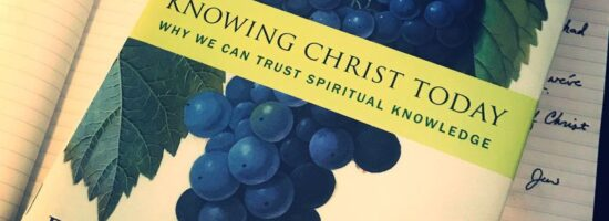 'Knowing Christ Today' by Dallas Willard