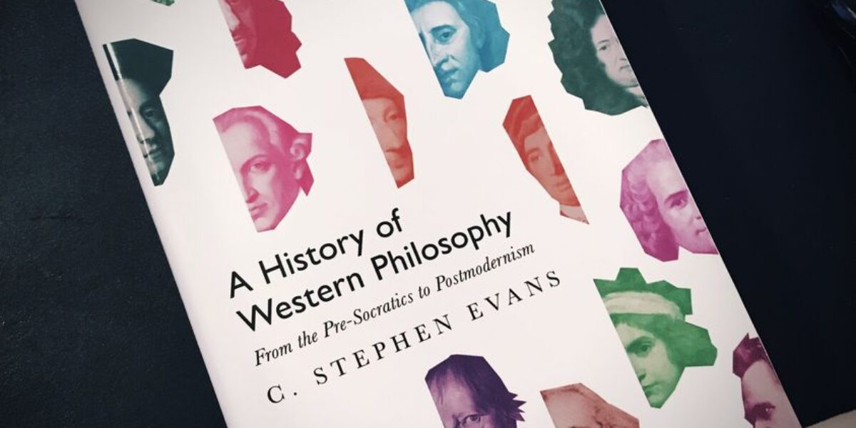 A Review of 'A History of Western Philosophy' by C. Stephen Evans