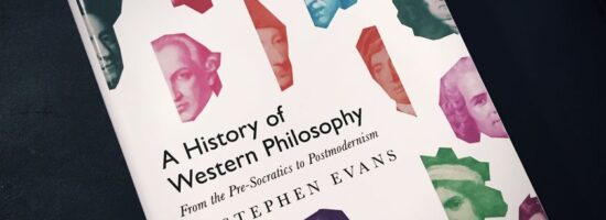 'A History of Western Philosophy' by C. Stephen Evans